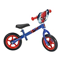 Toimsa 107 10-Inch Spiderman Rider Bike