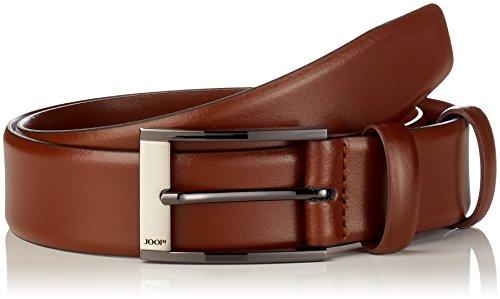 JOOP! Herren Gürtel 7002 Coll.Belt 3,5 cm/Nos, Braun (Cognac 55), (Herstellergröße: 105)