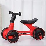 CHRISTMAD Baby Balance Bikes Baby Walker Toys Rides Jungen Mädchen 10 Monate-24 Monate Babys Erstes Fahrrad Erster Geburtstag Fahrrad Geschenk,B_1-3years