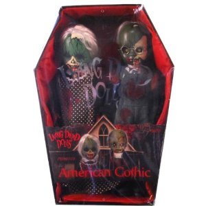 Living Dead Dolls American Gothic Exklusive 1. Edition (Gothic Doll American Living Dead)