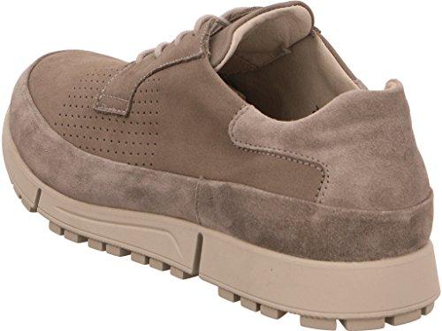 Waldläufer 367002-232-131, Zapatos Con Cordones Para Hombres Lapis Grau