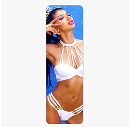BUSL Pure Verband Hohl Triangel-Bikini White