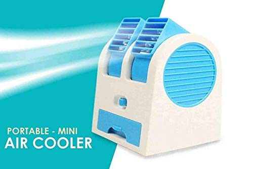 Global Craft Mini Fragrance Air Conditioner Cooling Fan Model 139865