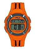 FILA unisex-Orologio da polso digitale luenette 38-048-101 FILA casual arancione in plastica