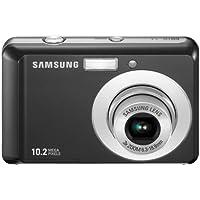 Samsung ES15 Digitalkamera (10 Megapixel, 3-fach opt. Zoom, 6,4 cm (2,5 Zoll) Display, Bildstabilisator) schwarz