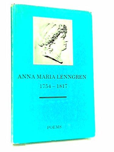 Anna Maria Lenngren, 1754-1817