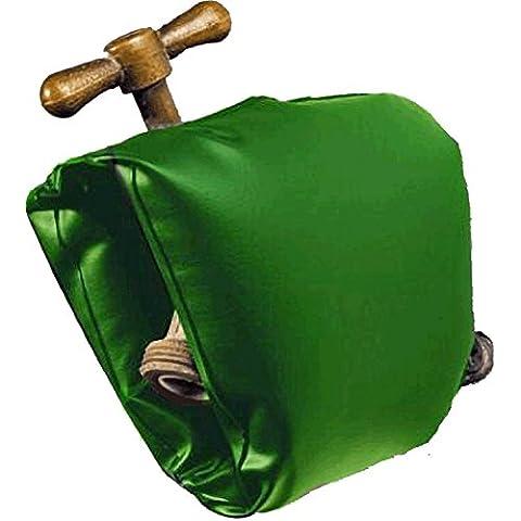 Medipaq® copertura termica per rubinetti - per evitare che i rubinetti da giardino congelino a causa di ghiaccio, brina e neve!