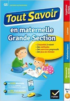 Tout savoir Grande Section de Evelyne Barge,Anthony Giroud,Isabelle Gunzburger ( 13 mai 2015 )