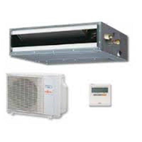 Fujitsu ACY35UiA-LL Sistema split Plata - Aire acondicionado (A+, A+, 1,05 kWh,...