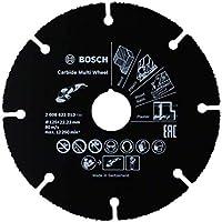Bosch Professional Trennscheibe Multi Wheel (für Winkelschleifer, Scheibendurchmesser 125 mm)