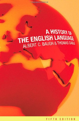 A History of the English Language por Albert  C Baugh