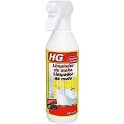 HG 639050130 Limpiador de Moho (0.5 l), 500 ML