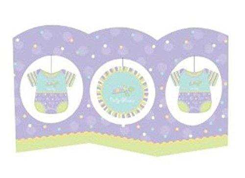 Unisex Baby Shower Love Bug Tischdekoration für Babyparty
