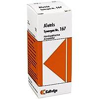 SYNERGON KOMPLEX 167 Aletris Tropfen 20 ml preisvergleich bei billige-tabletten.eu