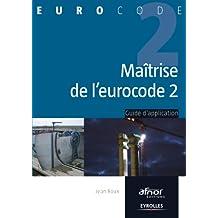Maîtrise de l'eurocode 2