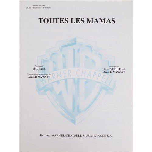 Maurane: Toutes les Mamas