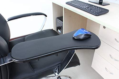 ABCCS Premium Computer-Handgelenkstütze/Armablage, Ergonomische Einstellbare Computer Schreibtisch Extender, für Haus und Büro, Computer Arm-Stütze - Ergonomische Büro-computer