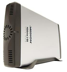 Medion externe Festplatte MD 90087 3.5'' 500 GB