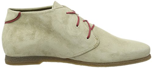 Think! Damen Shua Derby Beige (sand/kombi 43)