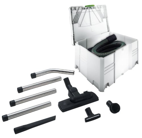 FESTOOL 497700 - SET DE LIMPIEZA ESTANDAR D 36 HW-RS-PLUS