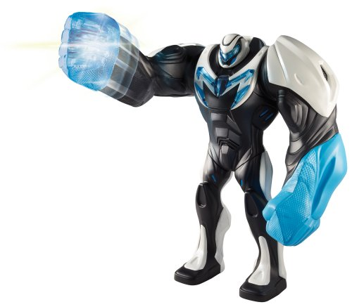 Max Steel Turbo Strength Action Figur (Englische Sprache)[UK Import]