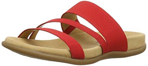 Sandalen Flame Peep 23 Shoes Gabor 702 Rot Damen Toe Ww8Y17x1q