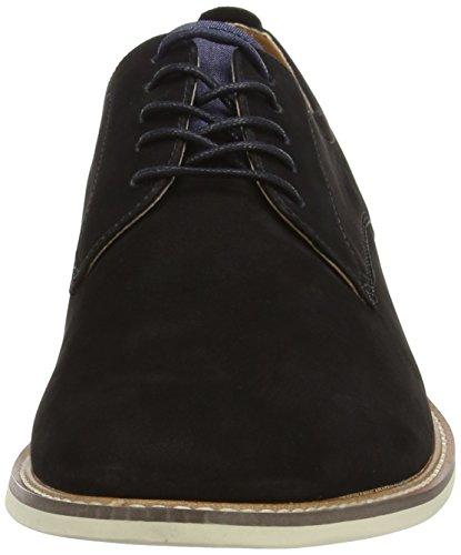 ALDO Rafaello, Derby homme Noir (Black Leather / 97)