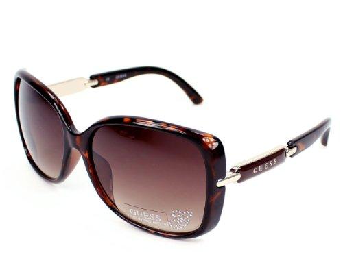 Guess - Damensonnenbrille - GU7296 TO-34 60 (S57 60) - GU7296