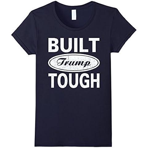 Built Trump Tough Kid Rock Trump T-Shirt