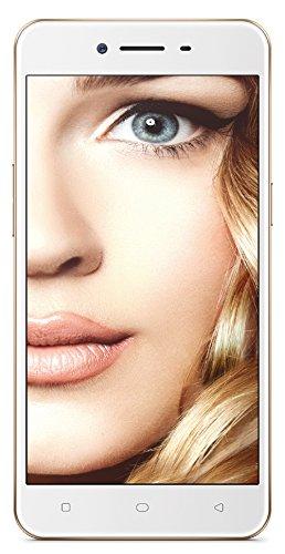 OPPO A37 | 2.5D Arc Edge Screen | RAM 2GB | ROM 16GB | 4G | - Gold