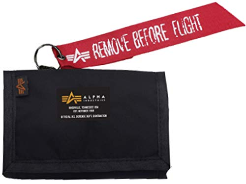 Alpha Industries Crew Brieftasche -