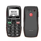 ARTFONE C1 GSM Big Button Mobile Phone for Elderly, Senior Mobile Phone
