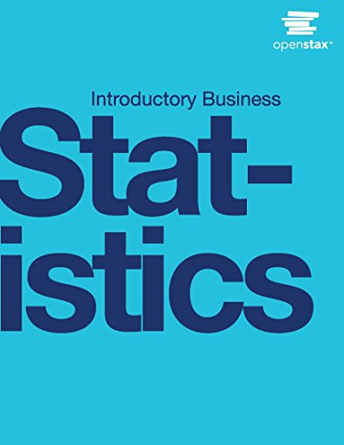 Introductory Business Statistics (English Edition) por Barbara Illowsk