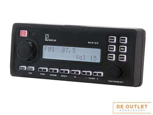 Poly-Planar-80 Mrd Am/Fm/Cd/Mp3/Wma/Sirius Satellite Bereit Stereo Sirius Fm-antenne