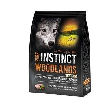 pure-instinct-woodlands-junior-mit-huhn-truthahn-getreidefrei-4kg