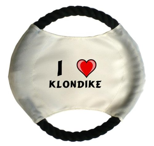 personalised-dog-frisbee-with-name-klondike-first-name-surname-nickname