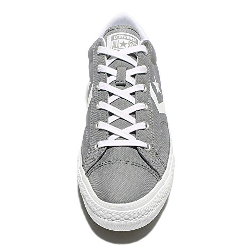 Womens Mason Canvas Ox Player Star Trainers Converse White dTUCqd