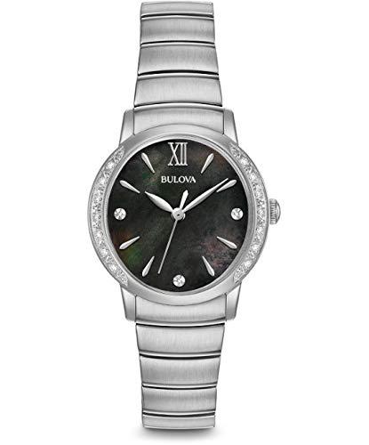 Bulova Mujer Reloj Classic Diamond 96r213