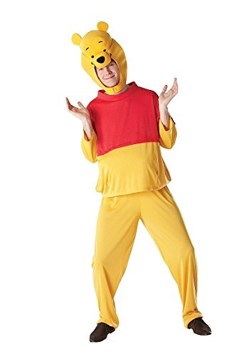 Rubie's Official Disney Winnie The Pooh, - Disney Fancy Dress Kostüm Für Erwachsene