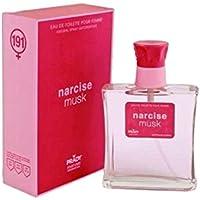 Narcise Musk – Perfume mujer genérico/inspirado por la prestigieuse Parfumerie De Luxe/Eau de Toilette 100 ml .