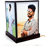 PERSONALISED PHOTO LAMP TABLE LAMP PHOTO LIGHT BOX DESKTOP LAMP WITH PHOTO NIGHT PHOTO LAMP BEST FOR HOME DÉCOR AND GIFTING Personalised & Customised Gifts For Him Her Family Friends Father Mother Sister Brother Couple Spouse Wife Husband Baby