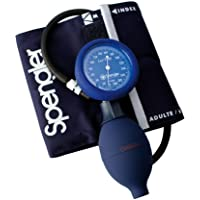 Spengler Lian NM - Tensiómetro manual con multibrazalete (velcro, nailon, talla S,