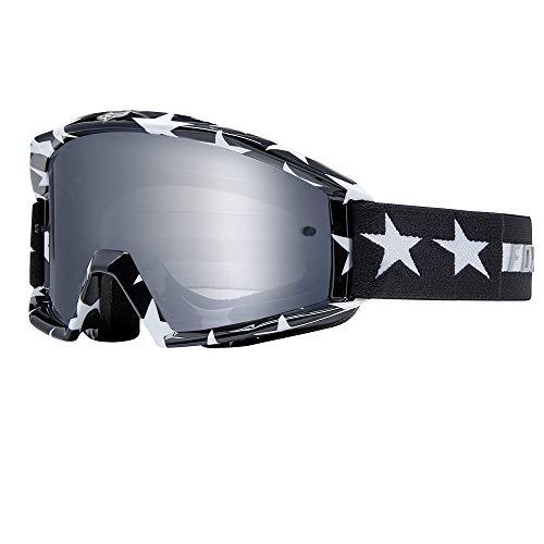 Chrome Spark Gogle Fox Junior Main Cota Black