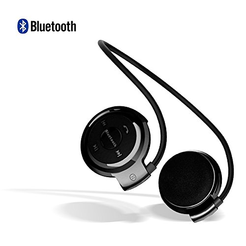 Sport Headset unterstützt TF-Karte Wireless Bluetooth Kopfhörer mit Mikrofon für iPhone 8 7 6 6S Plus 5 5S 4S iPad 4 3 2 Samsung S8 S7 S6 Edge Plus S5 S4 S3 Note 4 3 2 LG Sony HTC Tablets etc.