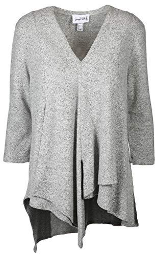 Joseph Ribkoff Damen Pullover Größe 46 EU Grau (grau) - Joseph A Damen Pullover