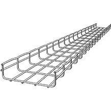 Cablofil CM000201 Bandeja porta - Cable (Bandeja portacables recta, Horizontal, 21600 mm²,