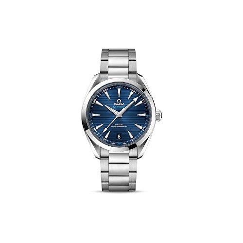 Omega Seamaster Aqua Terra 41mm Blue Dial Herren-Armbanduhr 220.10.41.21.03.001