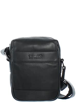 Chabrand - Sacoche bandoulière en cuir noir Chabrand ref_chabrand34443-noir
