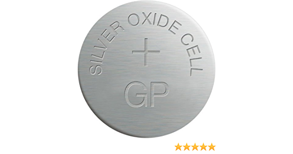 Für Gp Knopfzelle Silberoxid Sr66 1 5 V Sr626sw 30mah Elektronik