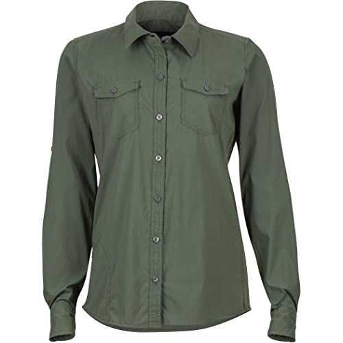 41VhL%2BsEfQL. SS500  - Marmot Annika Women's Long Sleeve Outdoor, Hiking Shirt, with Uv Protection, Breathable